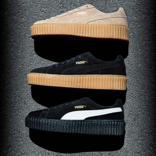 Rihanna s Creeper colorways are available here. f812906650