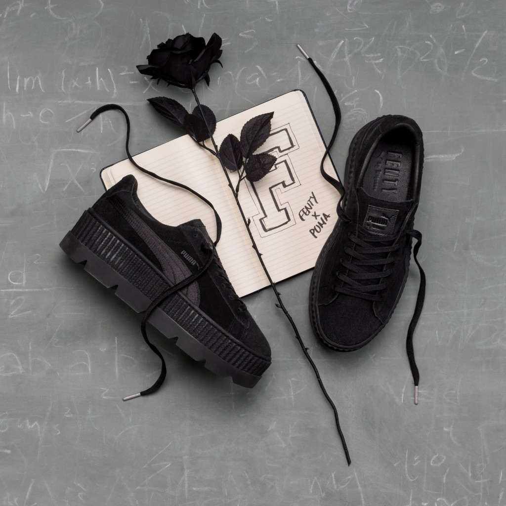 d40ab8943b46 ... Fenty x Puma Cleated Creeper is out now!